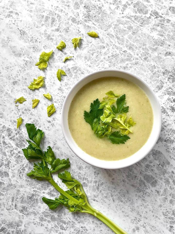 Simple Celery Soup